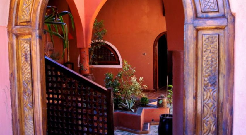 ردهة Kasbah Isfoula and Spa