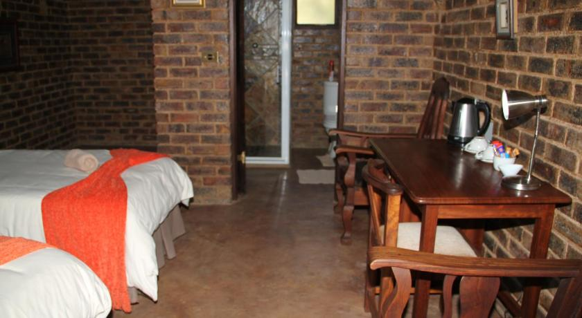 Comfort Triple Room with Shower Big In Africa Lodge