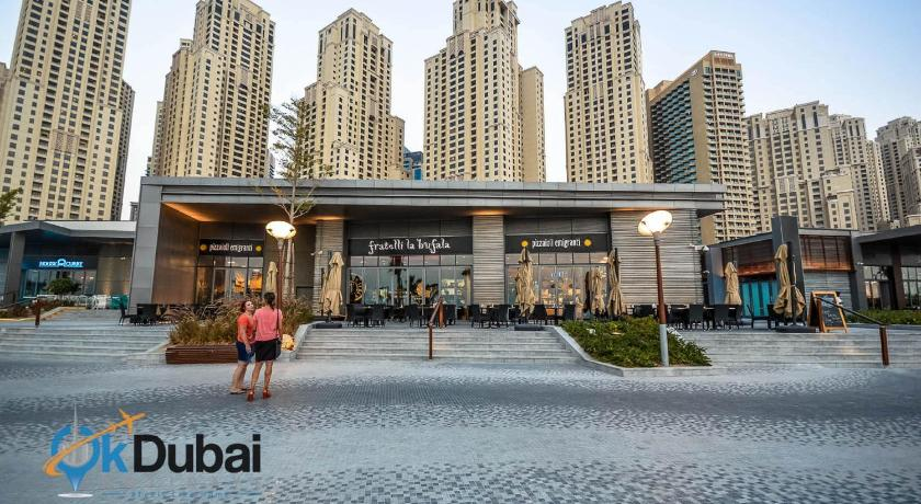 OkDubaiApartments - Angelica JBR