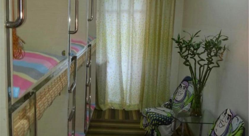 Mainland Chinese Citizens - Bed in 6-Bed Dormitory Room Lanzhou Chen Lv Capsule Apartment