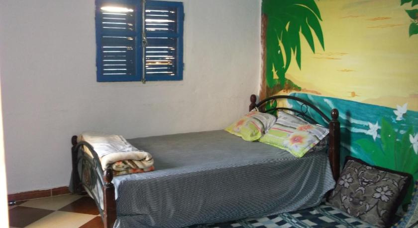 Double Room with Terrace Ilyas Surf House