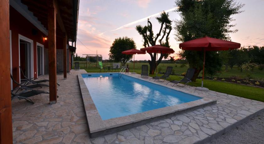 Swimming pool Villa Parenzana