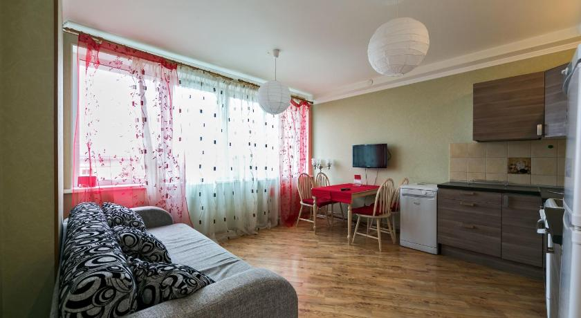 One-Bedroom Apartment Dom Na Begovoy