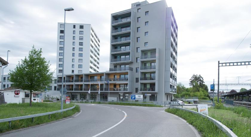 Serviced Apartments Swiss Bellevue