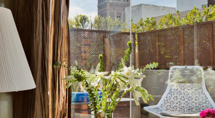boutique hotels sevilla  441