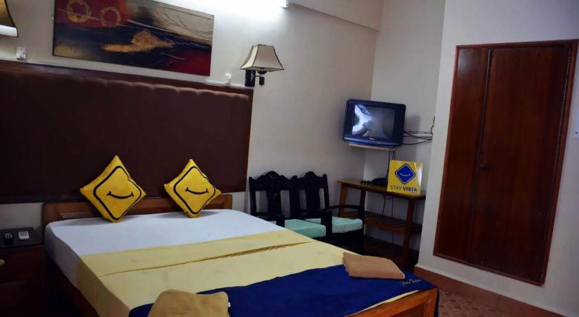 Standard Double Room Vista Rooms at Margao