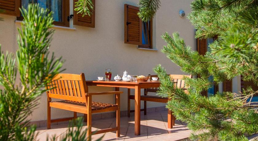 Balkon Holiday Home Tisa