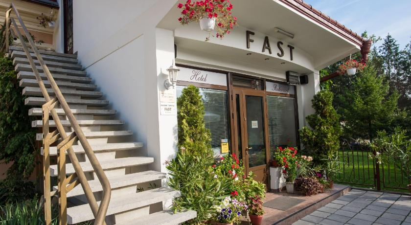 More about Pension Hotel Fast