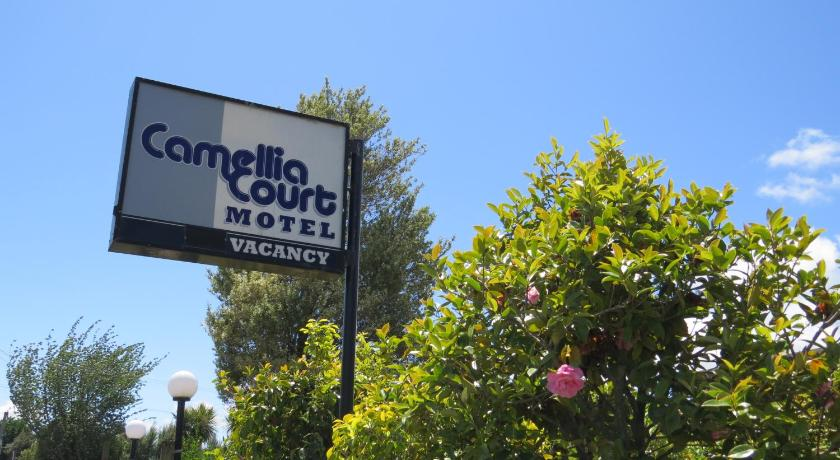 Camellia Court Motel | New Zealand Budget Hotels