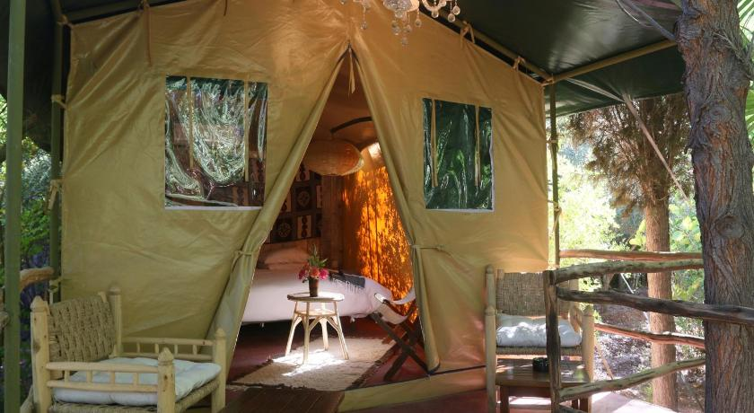 Le Jardin Tougana Campement Lodge