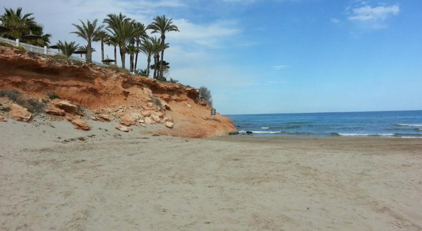 плаж Bungalow Playa Flamenca 2598