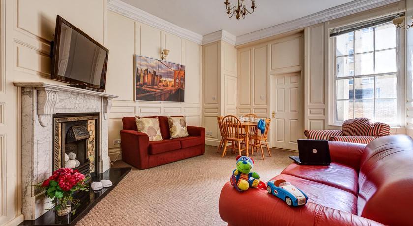 Elegant ... Kingfisher Serviced Apartments 167 Parnell Street Dublin ...