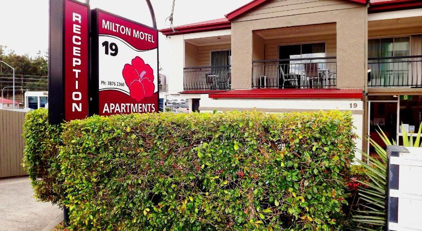 Milton Motel Apartments | Australia Budget Hotels