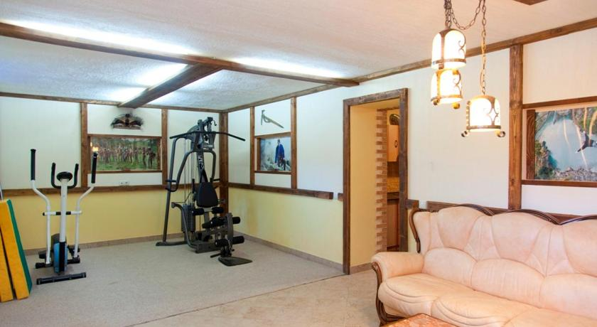 Fitnesscenter Country House Vertlino