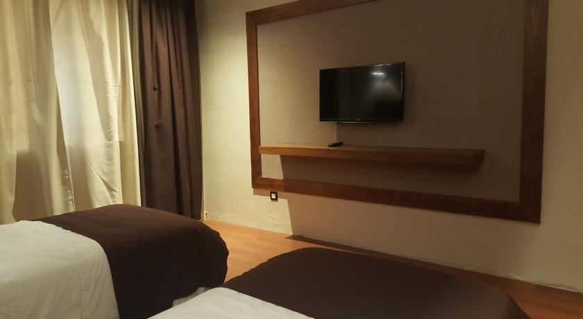 Superior Double Room Hotel Sabah