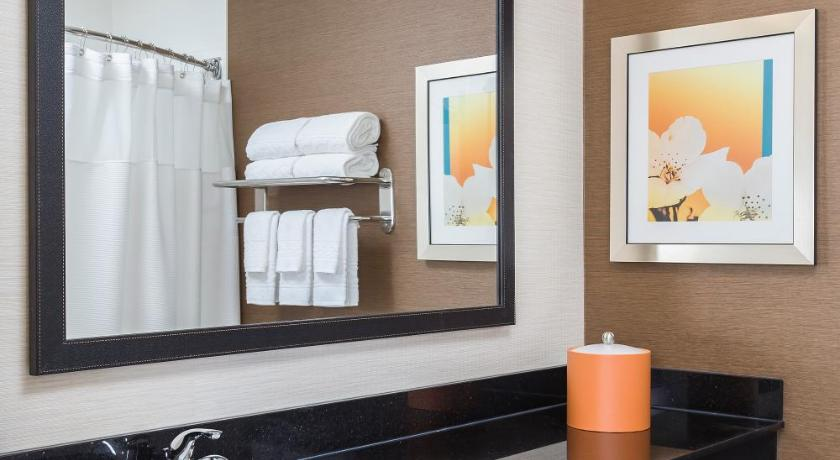 Dusche Fairfield Inn & Suites Grand Rapids