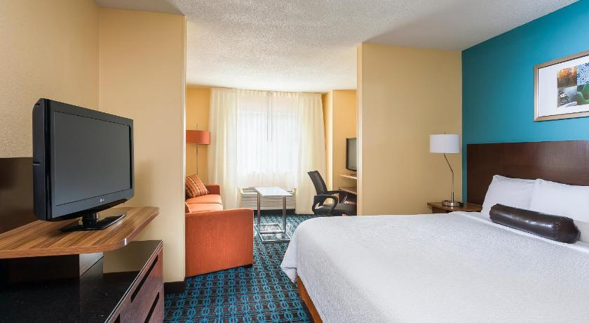 Ausstattung Fairfield Inn & Suites Grand Rapids