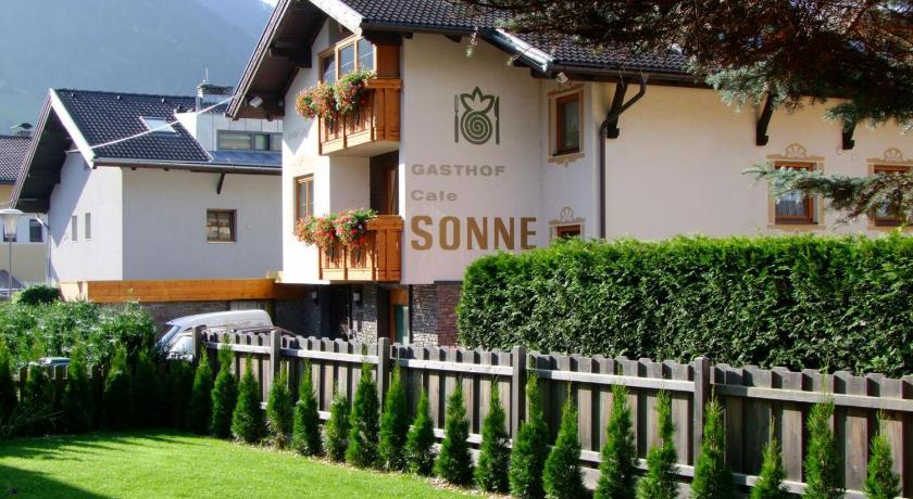 Intrare Gasthof Sonne
