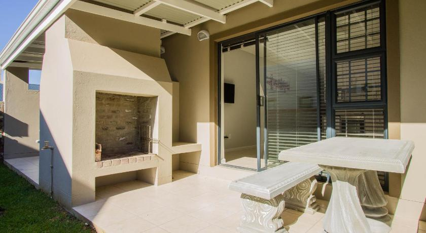 Balcony/terrace El Dorado Holiday Home 109