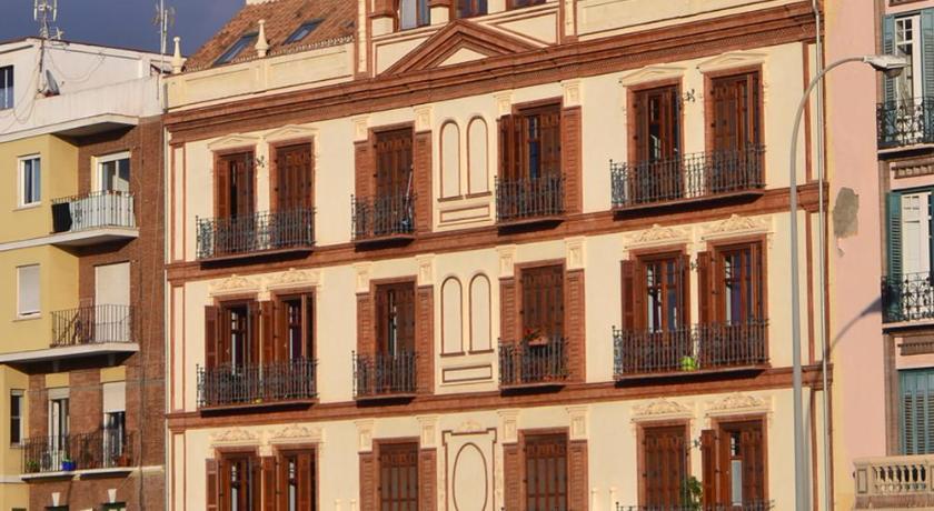 ... Shiny Malaga Apartments Different Locations Málaga ...