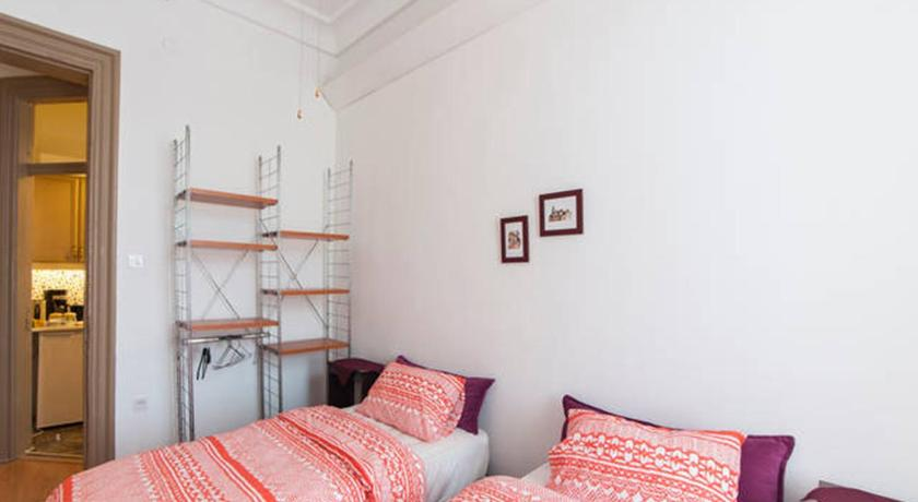Nest Apartments Taksim
