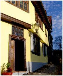 Pension Burgblick Schloßberg 4 Quedlinbourg