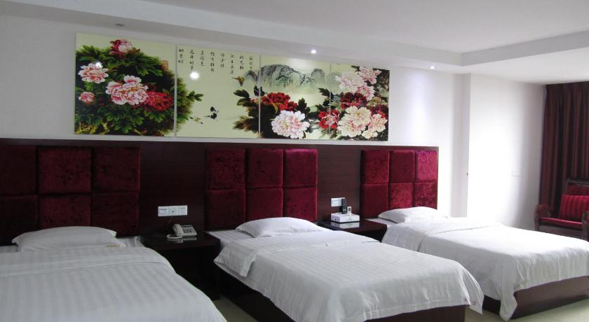 Deluxe Triple Room - Bed Jinpeng Business Hotel