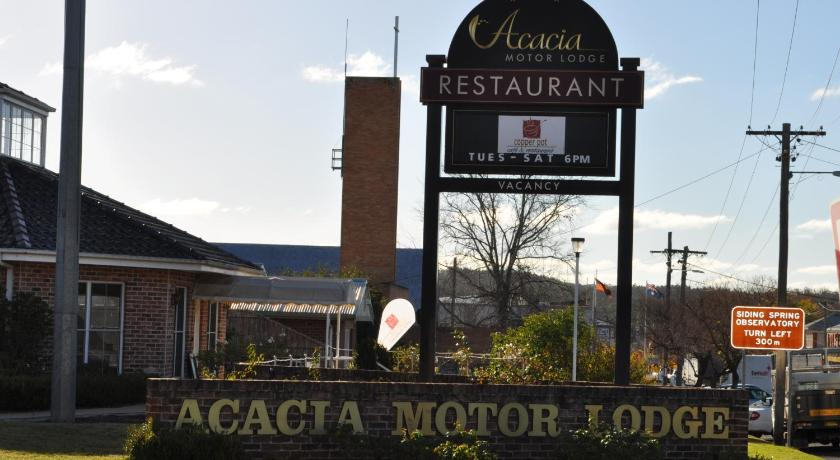 More about Acacia Motor Lodge