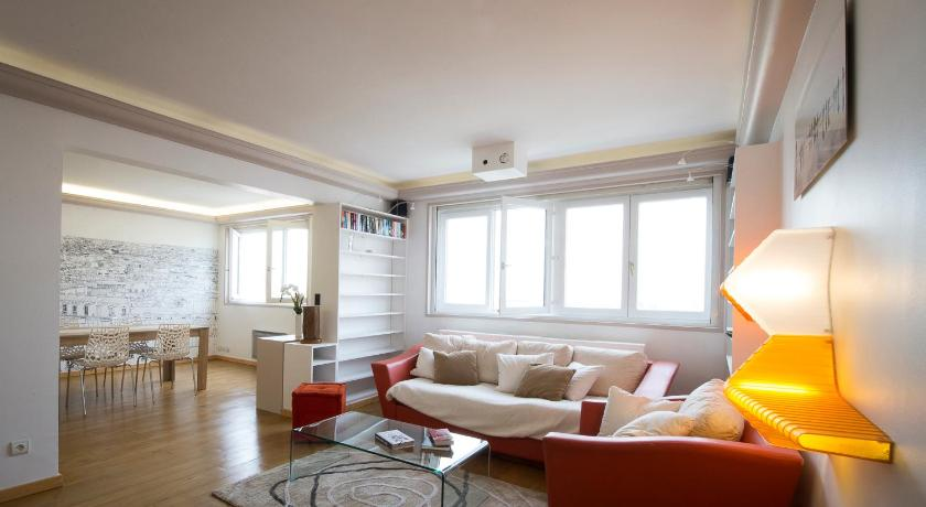 Grand appartement familial Clichy
