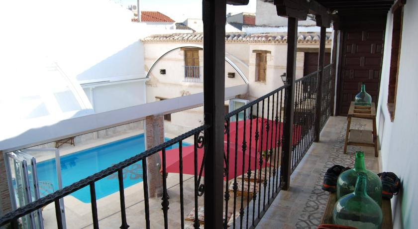 hoteles con encanto con piscina en Ciudad Real  Imagen 19