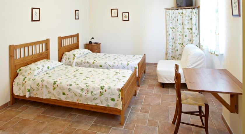 Double Room - Bed Agriturismo Vignarello