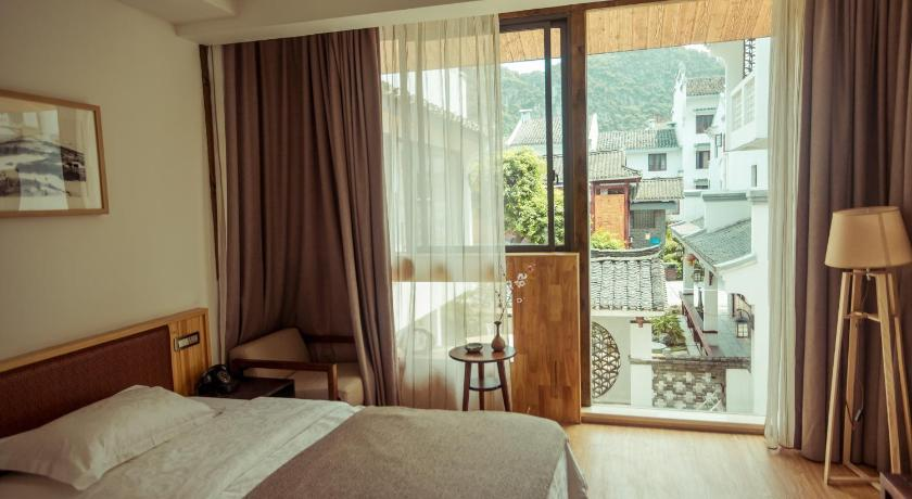 Twin Room - Bed Guilin Rain Cloud Live Hotel
