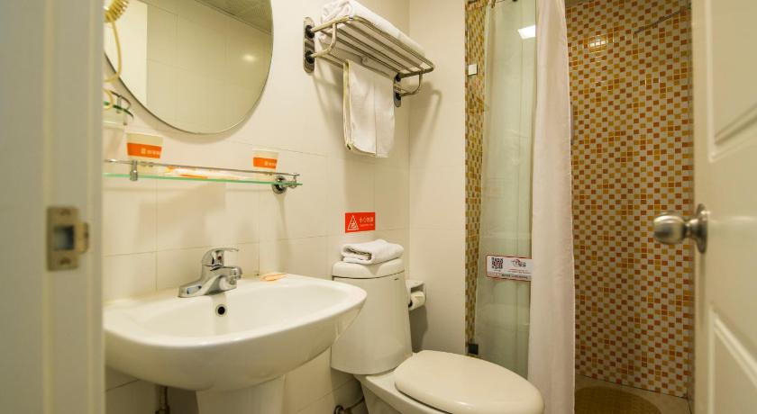 Special Offer Double Room - Bathroom Home Inn Guangzhou Panyu Dashi Chimelong North Gate