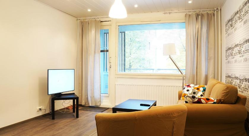 More about Forenom Apartments Tampere