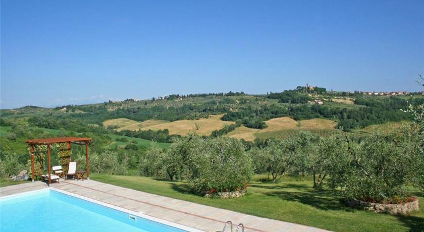 One-Bedroom Holiday home in Montespertoli II