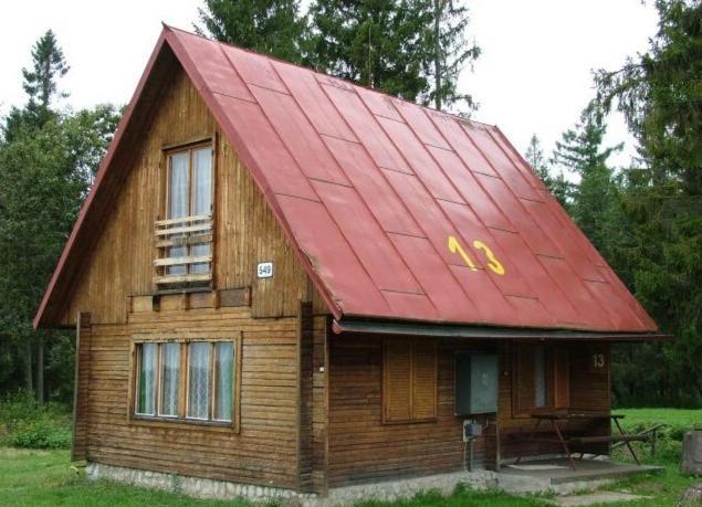 Bungalovy Tatranec Tatranská Lomnica č.202 Vysoké Tatry