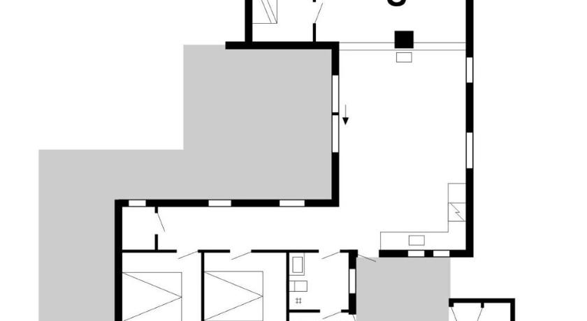 Floor plans Holiday home Hagevej 114