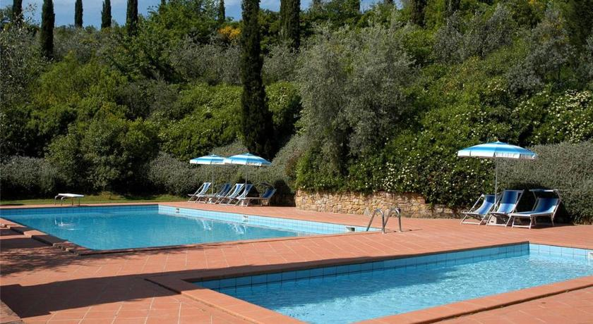 Two-Bedroom Holiday home in Montaione I im Detail