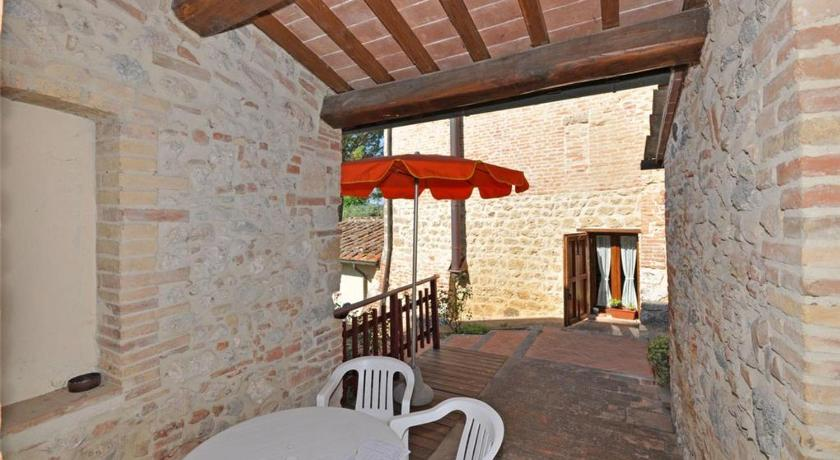 Two-Bedroom Holiday Home Holiday home San Gimignano III