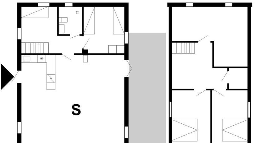 Floor plans Holiday home Kjærgaardvej 59