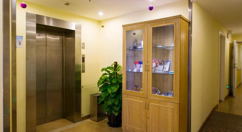 Home Inn Shanghai Xinzhuang Metro Station North Square Minhang District Executive Centre Miaojing Ro