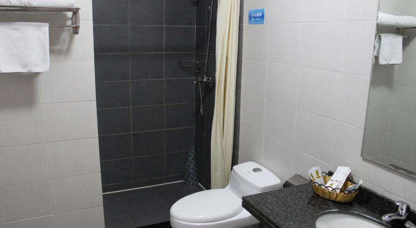 Mainland Chinese Citizens - Double Room A - Bathroom Pod Inn Hangzhou West Lake Qingchun Branch