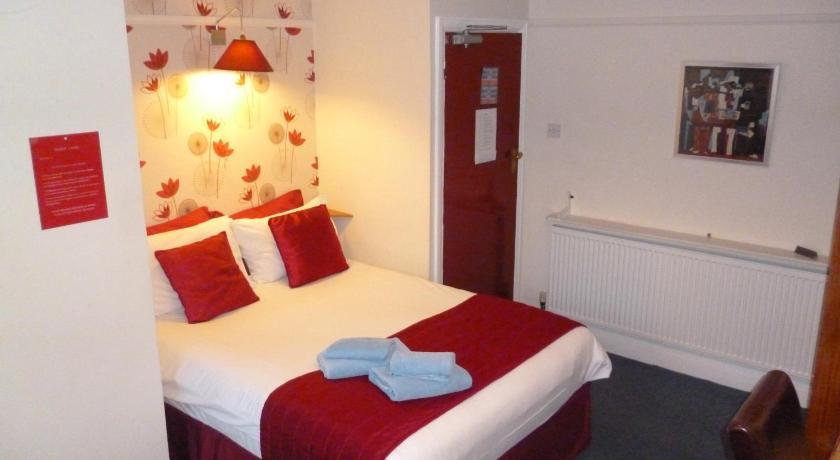 Grange lodge hotel b b r servez en ligne bed for Chambre d hote londres