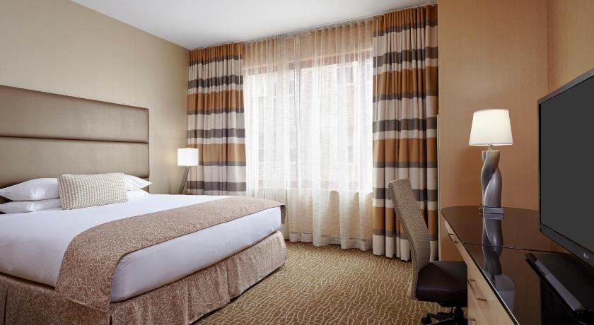 غرفة الضيوف DoubleTree by Hilton Philadelphia Center City
