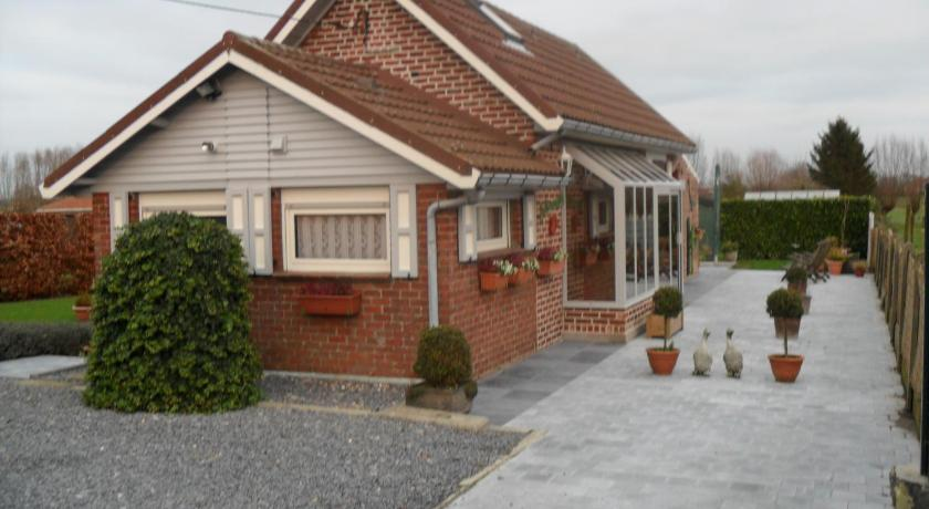 مدخل Holiday Home T' Bloemenhof