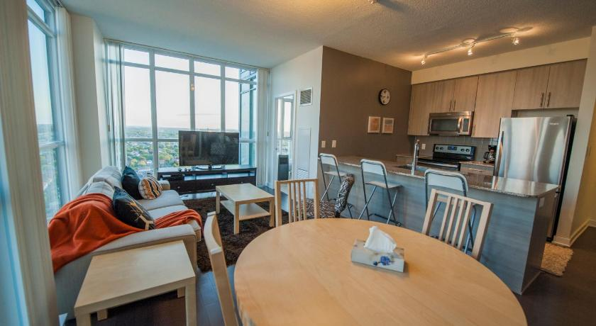 See all 50 photos Accurate Plus Furnished Apartment- Brickstone Mews