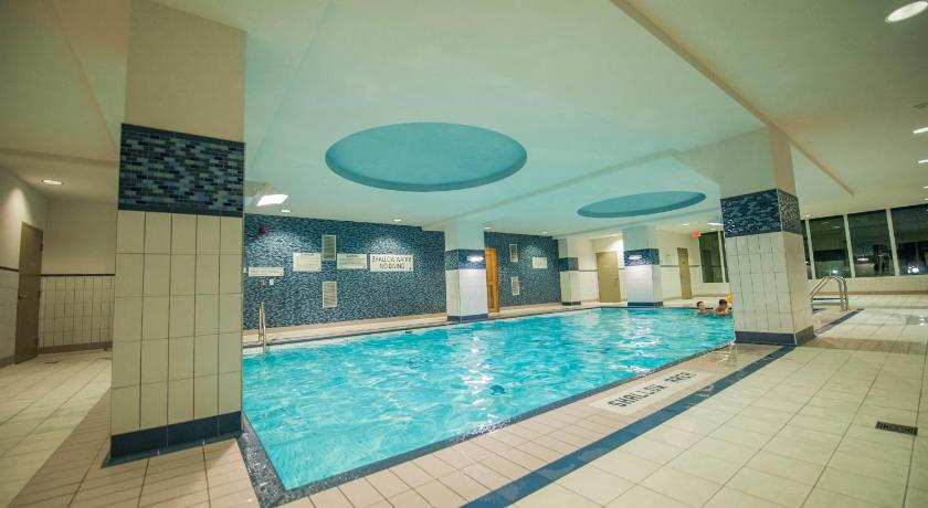 Swimming pool Accurate Plus Furnished Apartment- Brickstone Mews