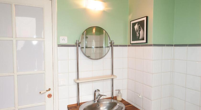 Bathroom Outstanding Studio Rue des Francs Bourgeois