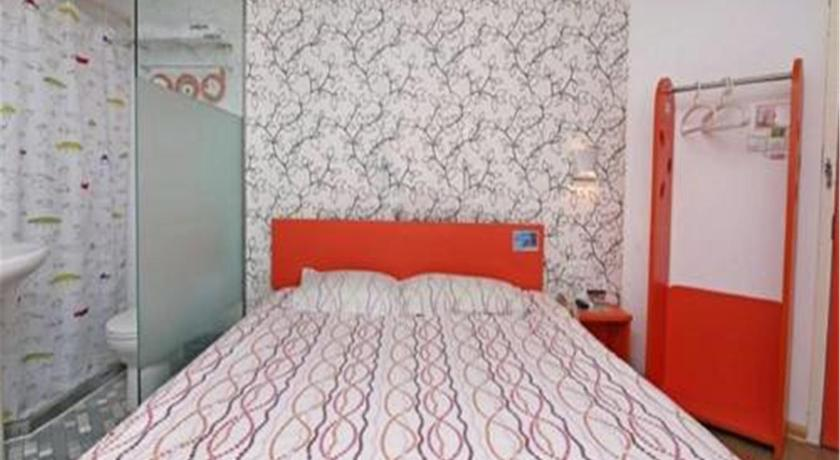 Mainland Chinese Citizens- Double Room A - Gjesterom Pod Inn Shanghai Children's Hospital of Fudan University