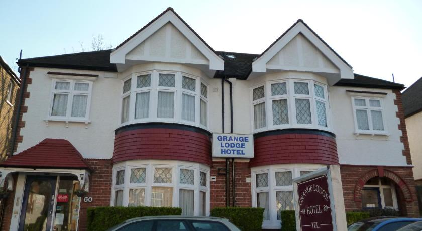 Grange Lodge Hotel B B London Bedandbreakfast Eu